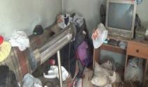 Sakaryada çöp ev operasyonu