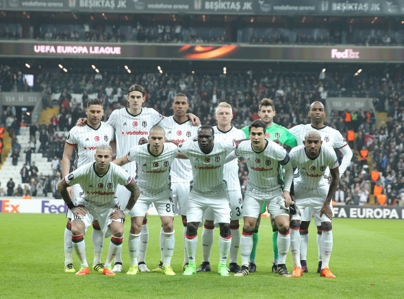 Beşiktaş: 2 - Hapoel Beer Sheva: 1