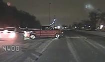 Polis kazaya müdahale ettiği sırada...