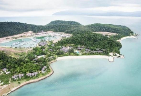 10 hayranlık uyandıran 'ada' otel