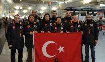 Türk bilim adamları Antarktika'ya gitti