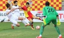 TFF 1. Lig: Göztepe: 1 Manisaspor: 0 (Maç sonucu)