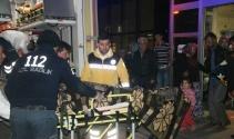 El Babda yaralanan 12 Suriyeli Kilise getirildi