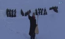 Karlı dağlara evet yazıldı