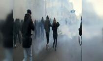 Fransa karıştı: Le Pen karşıtları polisle çatıştı