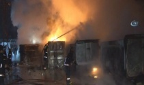 İstanbulda yangın!