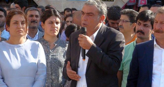 HDP milletvekiline 1 yıl 3 ay hapis cezası verildi