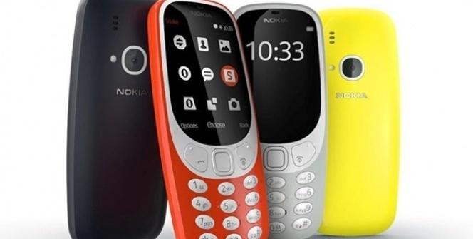 İşte yeni Nokia 3310'un özellikleri