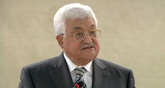 Mahmud Abbas: BM kararından memnunum