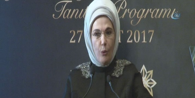 Emine Erdoğan'dan Abdülhamit Han açıklaması