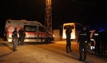 Park kavgası: 1 ölü, 1'i polis 4 yaralı