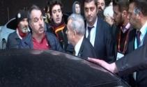 Galatasaray İkinci Başkanı Cengiz Özyalçın'a tepki
