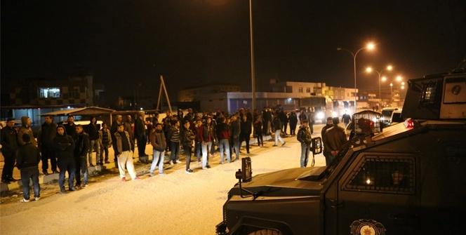 Suriyeli ile mahalle sakinleri arasında kavga: 3 yaralı