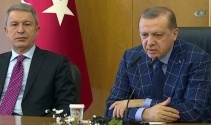 Cumhurbaşkanı Erdoğandan Karargah Rahatsız manşetine sert tepki!