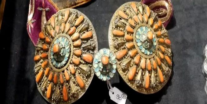 Osmanlı Eserleri, Paris'te müzayedede
