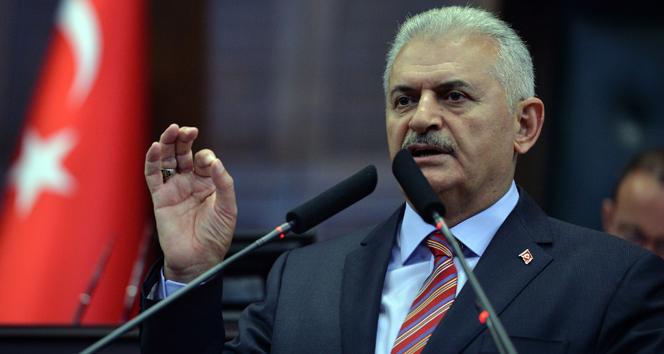 """Başbakan Yıldırımdan """"kongre"""" açıklaması"""