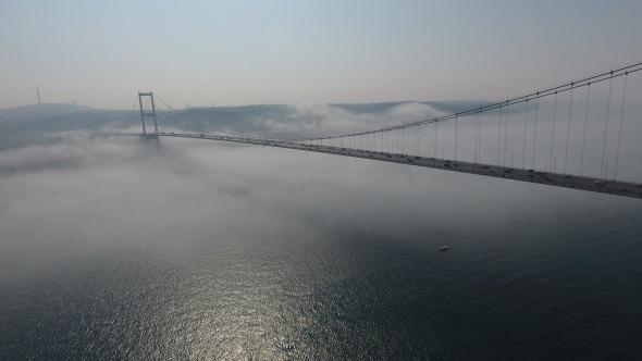 15 Temmuz Şehitler Köprüsü'nden kartpostallık kareler