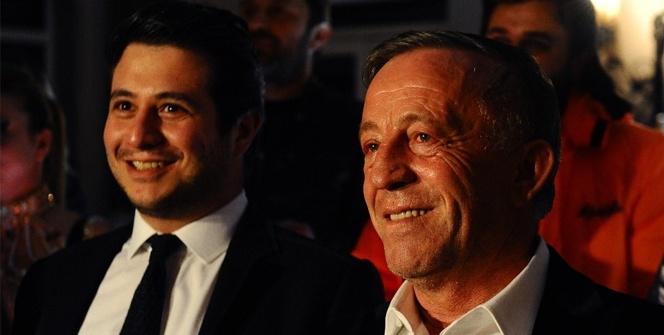 Uludağ'da Ali Ağaoğlu'nu ağlatan sürpriz