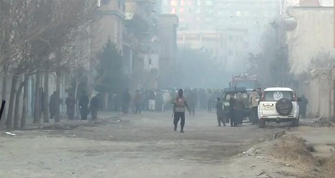 Taliban militanları, Afganistanda camiye saldırdı
