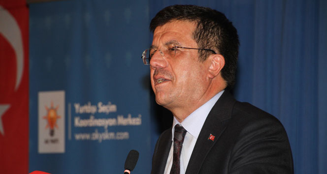 Bakan Zeybekci: İzmiri serbest bölgeler şehri yapacağız