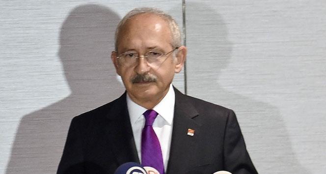 CHP Genel Başkanı Kılıçdaroğlu, BBP Genel Başkanı Destici'yi telefonla aradı