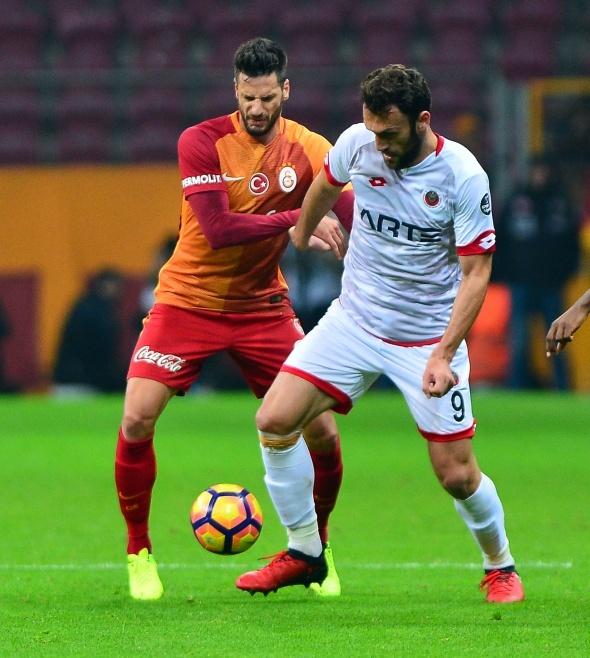 Galatasaray, Gençlerbirlği maçından kareler