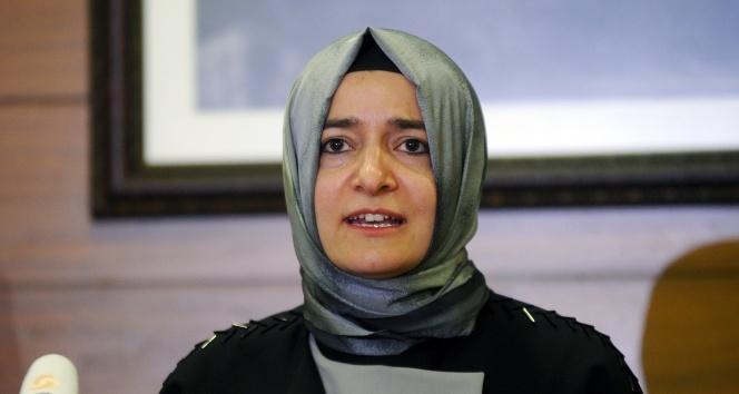 Fatma Betül Sayan Kaya: 197 bin vatandaşımız hizmet alıyor