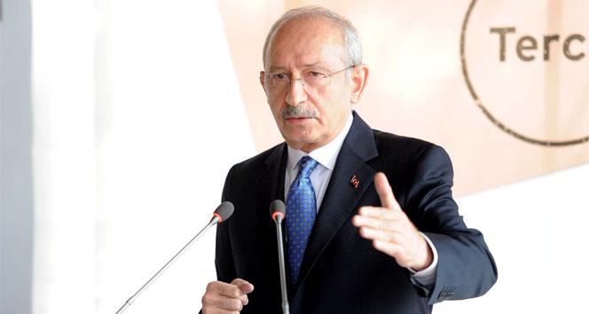 Kılıçdaroğlu: Hollanda ile ilişkilerin tamamını alın askıya
