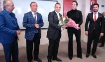 Egemen Bağış'tan Türkiye'nin önemi konferansı