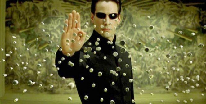 Matrix efsanesi geri dönüyor!