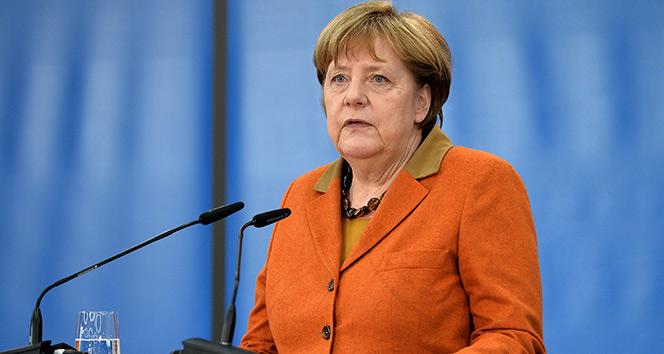 Erdoğanın sözleri Merkelin zoruna gitmiş!