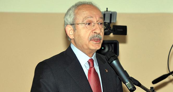 Kemal Kılıçdaroğlu: Tek adamın olduğu yerde kan ve gözyaşı vardır