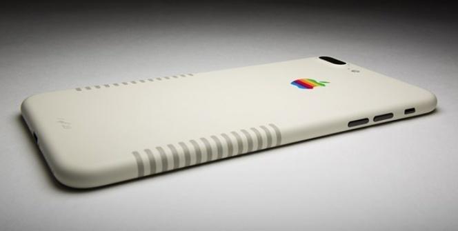 iPhone 7 Plus Retro Edition görücüye çıktı