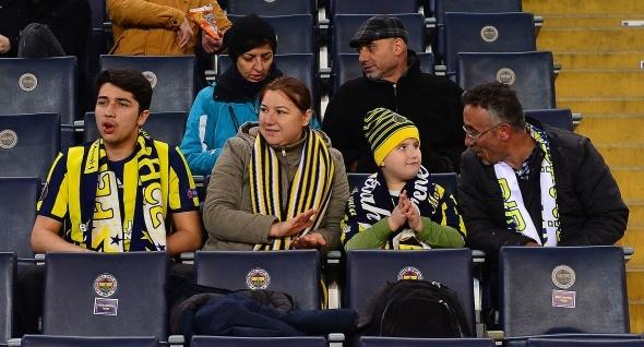 Fenerbahçe Konyaspor maçı özel kareler