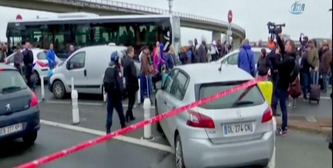 Pariste bir saldırı daha!