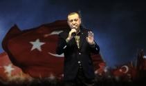 Çanakkale Zaferinin 102'nci yıl dönümünde konuşan Erdoğan'dan idam mesajı