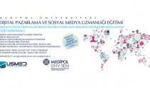 USMED ve Medipol Üniversitesi iş birliği ile Dijital Pazarlama ve Sosyal Medya eğitimi başlıyor