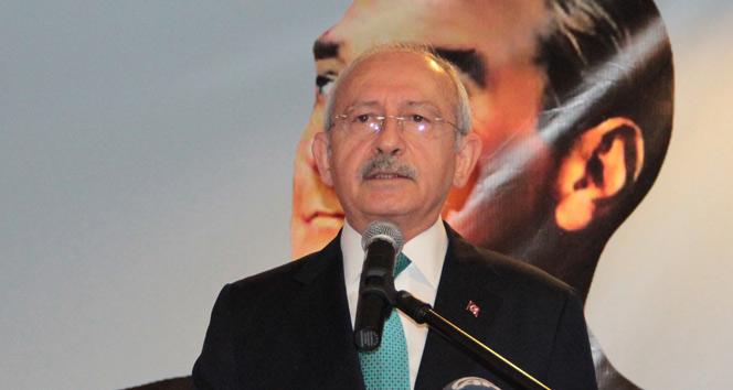 Kemal Kılıçdaroğlu: Biz iman kuvvetiyle yoldayız
