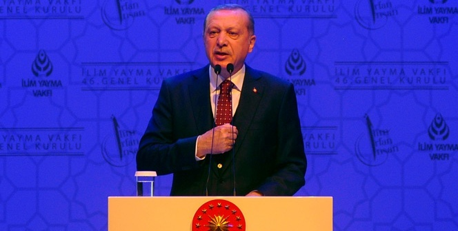 Cumhurbaşkanı Erdoğan: ABD bunu nasıl izah edecek