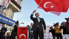 AB Bakanı Çelik: Bu şer şebekelerine karşı, bu terör odaklarına karşı eğilmek yok