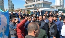 Meral Akşener Mersin'de protesto edildi