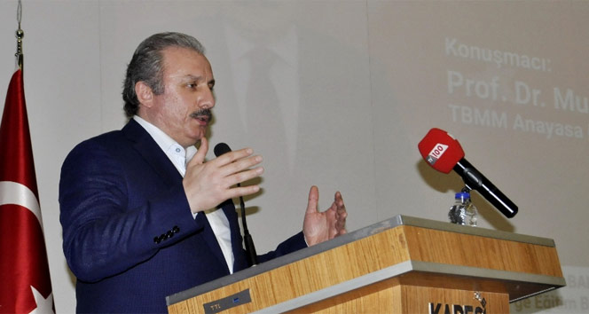 Şentop: CHP, 1995te 600 milletvekili teklifini desteklemişti