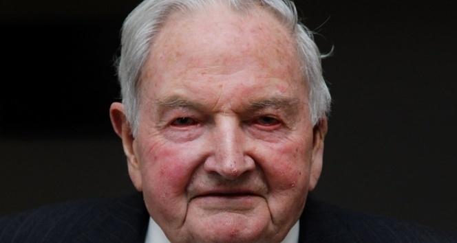 ABDli milyarder David Rockefeller öldü | David Rockefeller kimdir?