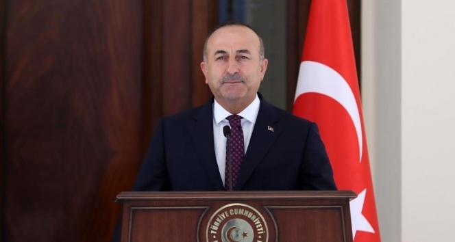 Bakan Çavuşoğlu DEAŞ Toplantısı için ABDye gidiyor