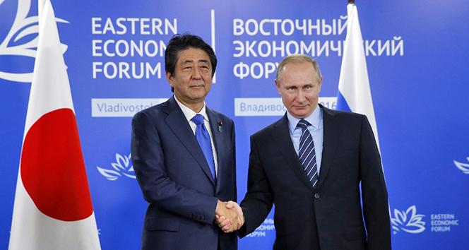 Rusya ve Japonya, tehlikeli askeri faaliyetlerin önlenmesine dair antlaşmaya hazır