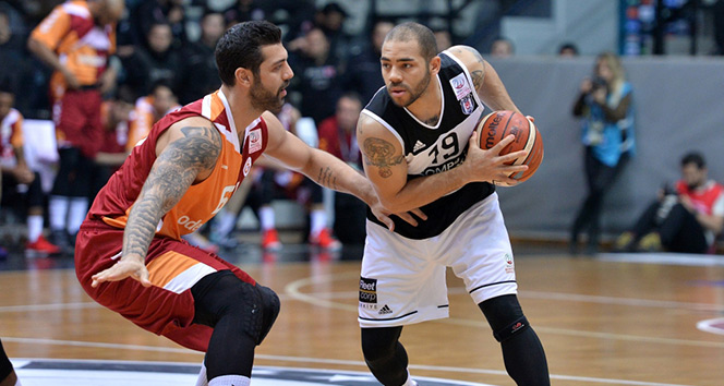 Beşiktaş Sompo Japan: 90 - Galatasaray Odeabank: 84