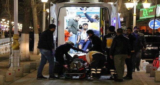 Kafede silahlı kavga: 2 ölü, 10 yaralı