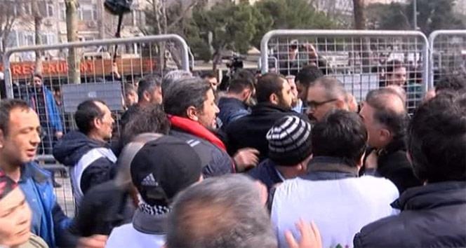 İstanbul Kartalda nevruz gerginliği