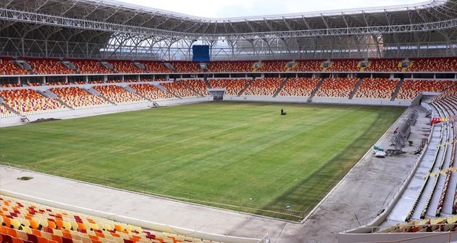 Malatyanın yeni stadı görücüye çıkacağı günü bekliyor