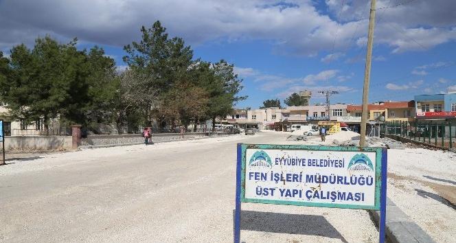 Eyyübiye Belediyesi ile kırsal gelişiyor